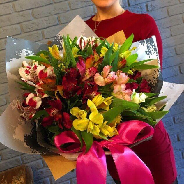 Днепропетровск доставка цветов на дом где можно купить цветы для дачи дешево