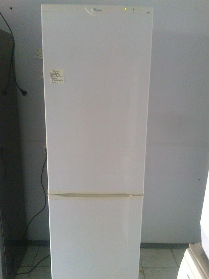 Двухкамерный холодильник Вирпул