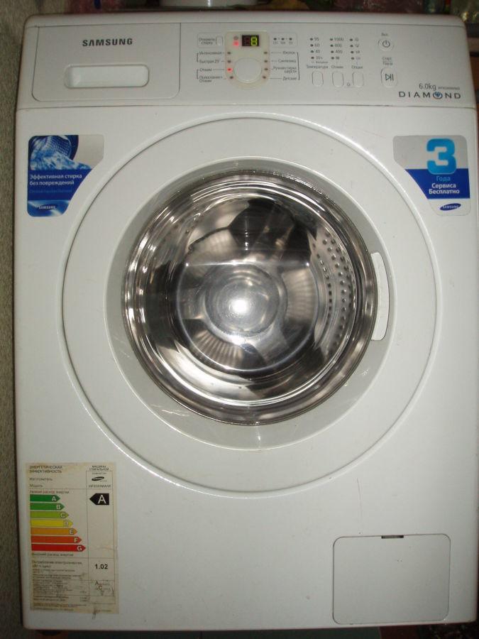Продам стиральную машину Samsung WF8590NMW8 по запчастям
