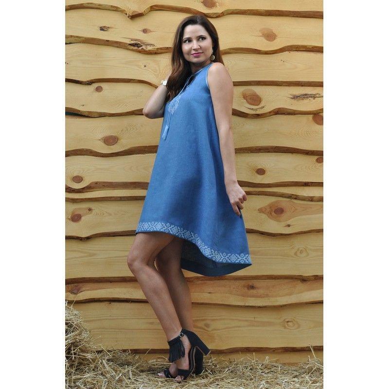 Сукня з американською проймою  1 240 грн. - Сукні 60fe13ace2190