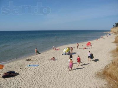 Продам действующую базу отдыха на берегу моря.