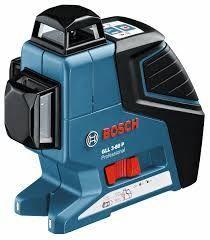 Прокат. Нивелир лазерный Bosch GLL 3-80 P