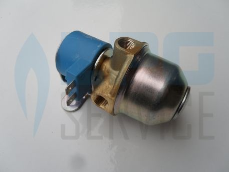 Lovato fi6 газовый электроклапан з фильтром