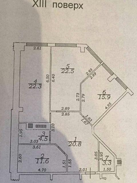 Продам 3 комнатную квартиру Макаренко