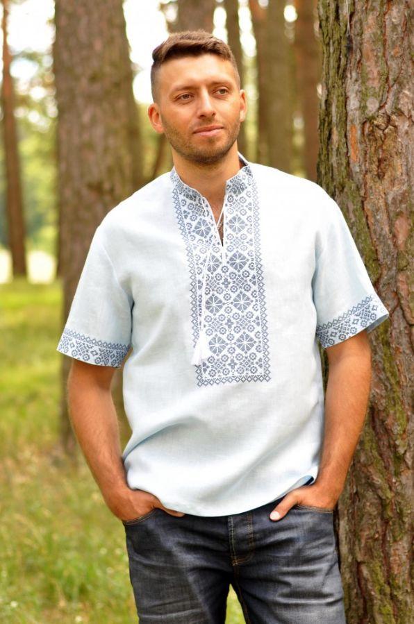 Вишиванка чоловіча  1 070 грн. - Этническая одежда Сумы - объявления ... 522e371001929