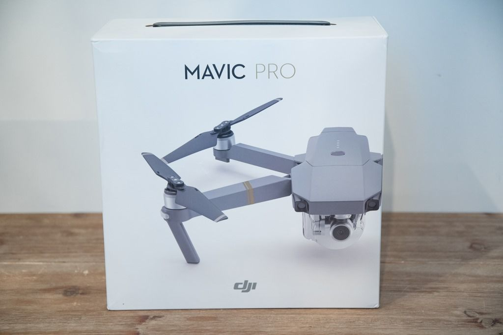 Квадрокоптер DJI Mavic Pro Fly More Combo (Максимальная комплектация)