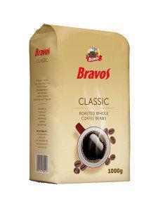 Кофе Бравос зерновой 1 кг