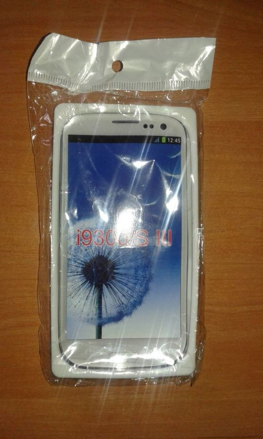 Чехол-бампер для Samsung Galaxy S3 i9300