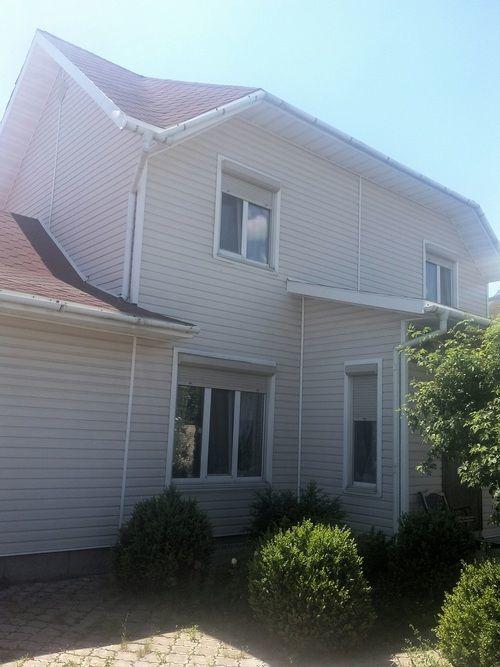 Двухэтажный капитальный дом, 117кв.м, с ремонтом