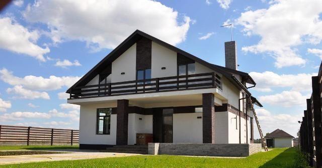 Продажа дома с бассейном село Коломщина Макаровский р-н