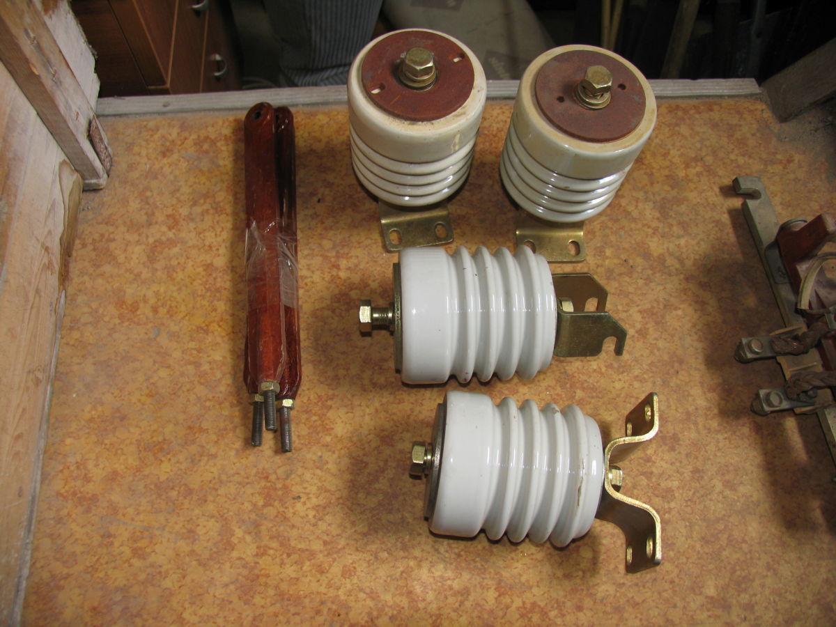 Опорные изоляторы для вмп 10