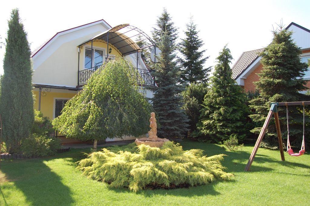 Прекрасное семейное имение 370квм, с.Гора-Затышне, чудо-сад,бассеин