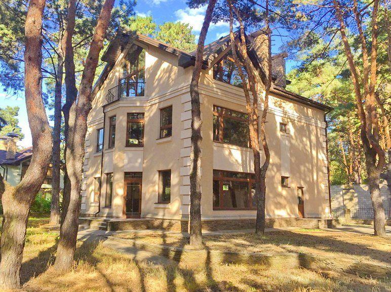 Продается дом в коттеджном поселке Шишкино, с .Орловщина