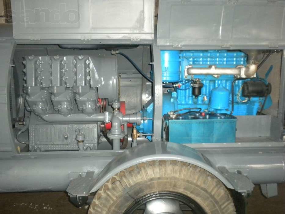 Капитальный ремонт компрессоров