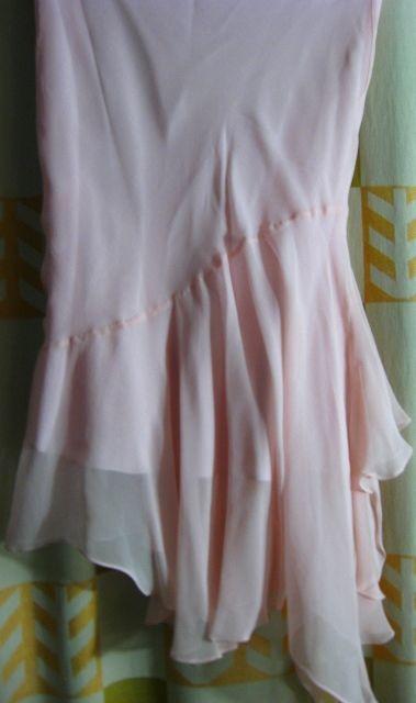 юбка розовая летняя ж. р. икс с 8 или на девочку подростковый