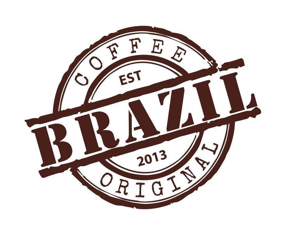 Кофе Натуральный в Зернах  BRAZIL Blend 100% Арабика
