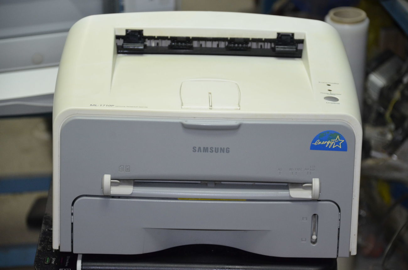 ML-1710P SAMSUNG PRINTER DRIVERS FOR WINDOWS 7