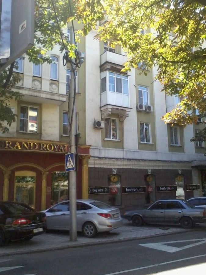 Продажа 4 комн.сталинки в центре города