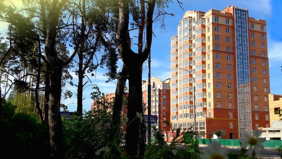 3к  ДВУХУРОВНЕВАЯ квартира в новом престижном микрорайоне Ирпеня