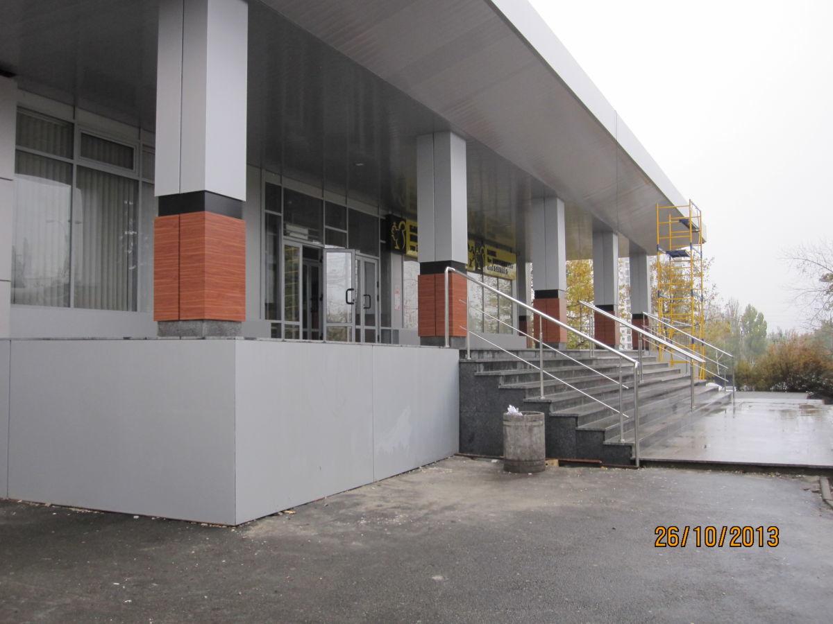 Соборности проспект,15  (бывший проспект Воссоединения).Продажа этажа