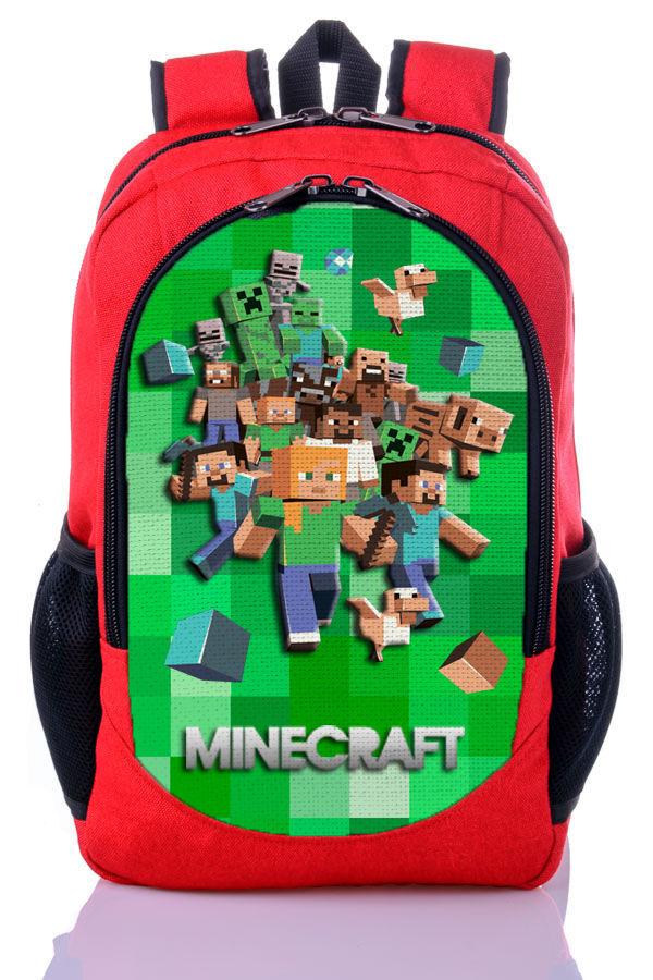 0eb26a86a675 Купить сейчас - Школьный рюкзак принт Майнкрафт MineCraft: 600 грн ...