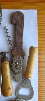 для кухни, на отдых: консервный нож, открытель, штопор, открывашки