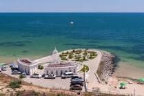 Продам участок Сосновый Берег первая линия от моря