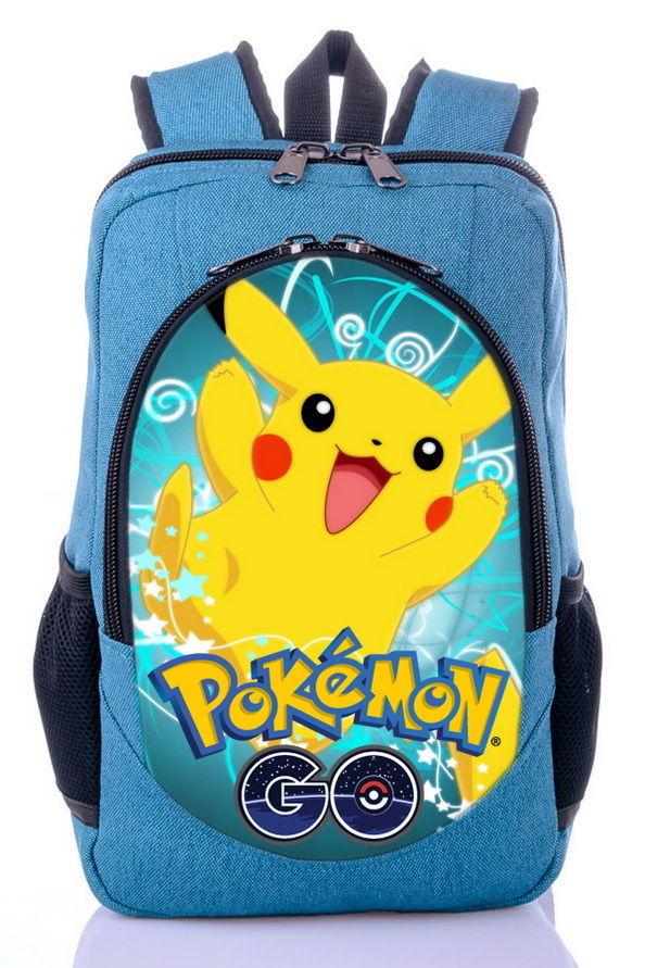 db9959ab9798 Купить сейчас - Школьный рюкзак Покемон Го: 600 грн. - Другое ...