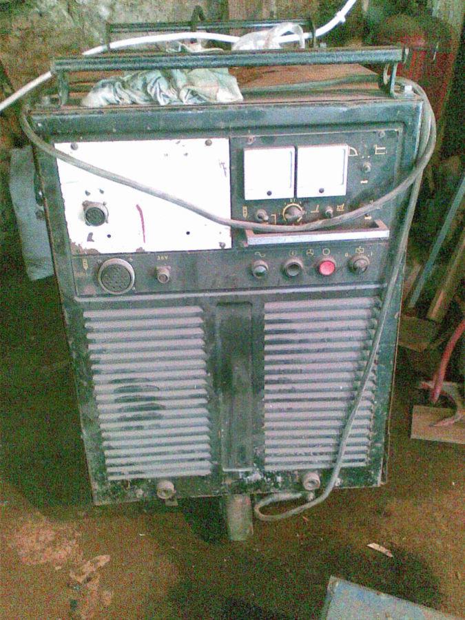 Выпрямитель сварочный ВДУ-506У3, полуавтомат