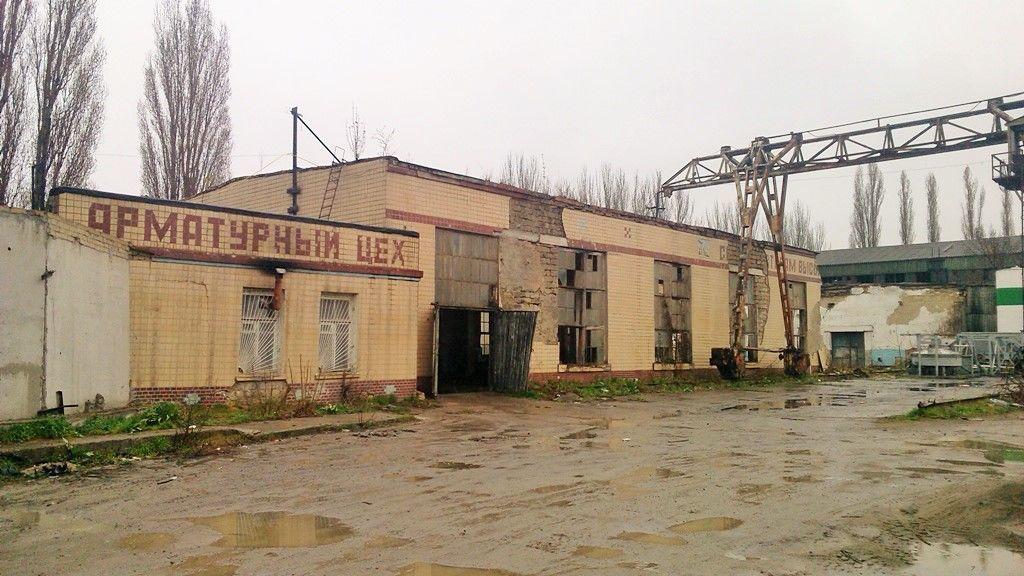 Продажа производственных зданий на ул.Промышленная.