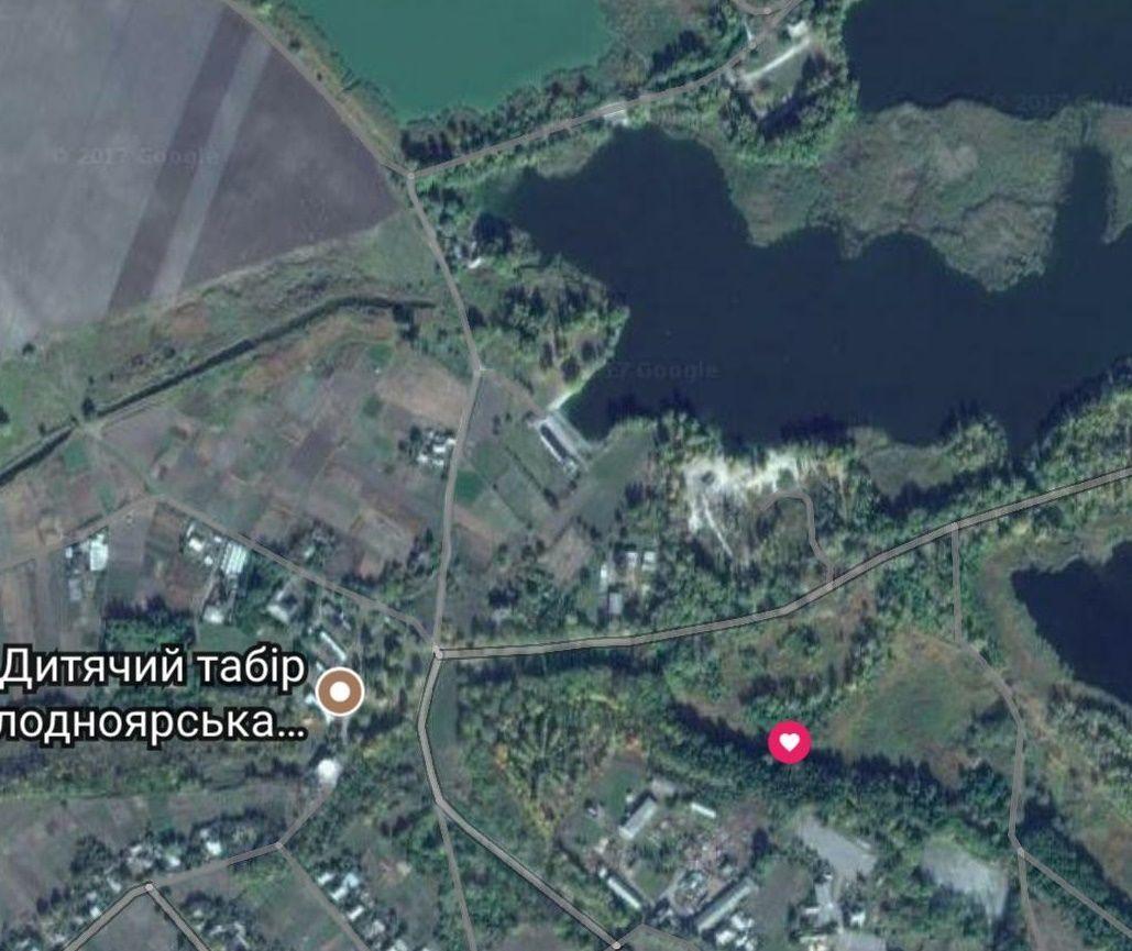 Участок под строительство, в 100 метрах от Днепра