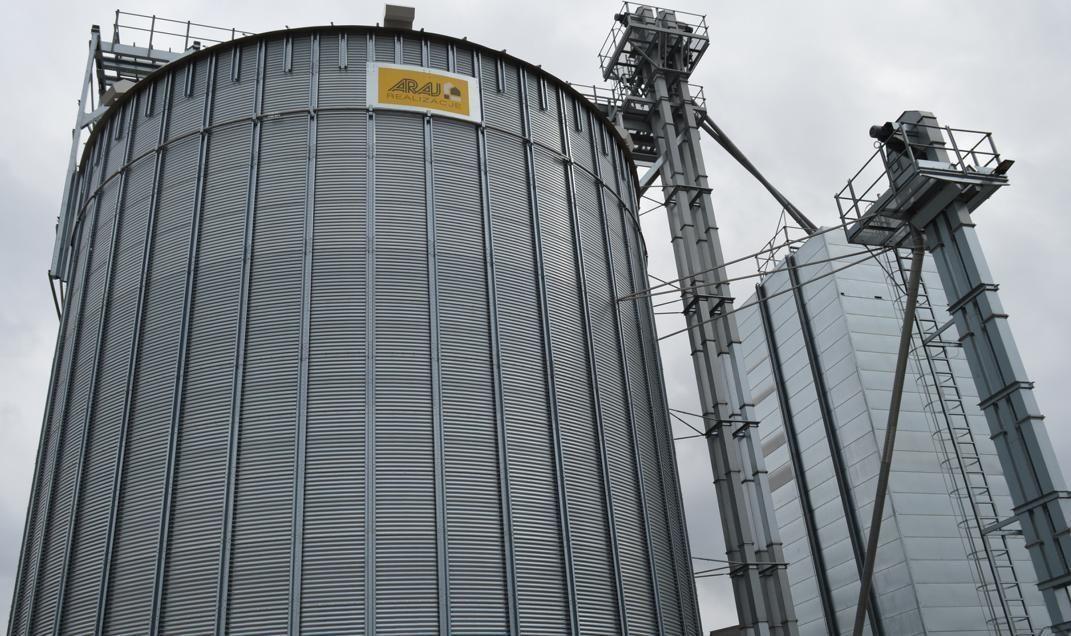Стационарные энергосберегающие зерносушилки АРАЙ