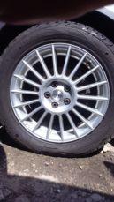 Продам диски колёсные с покрышками Toyota