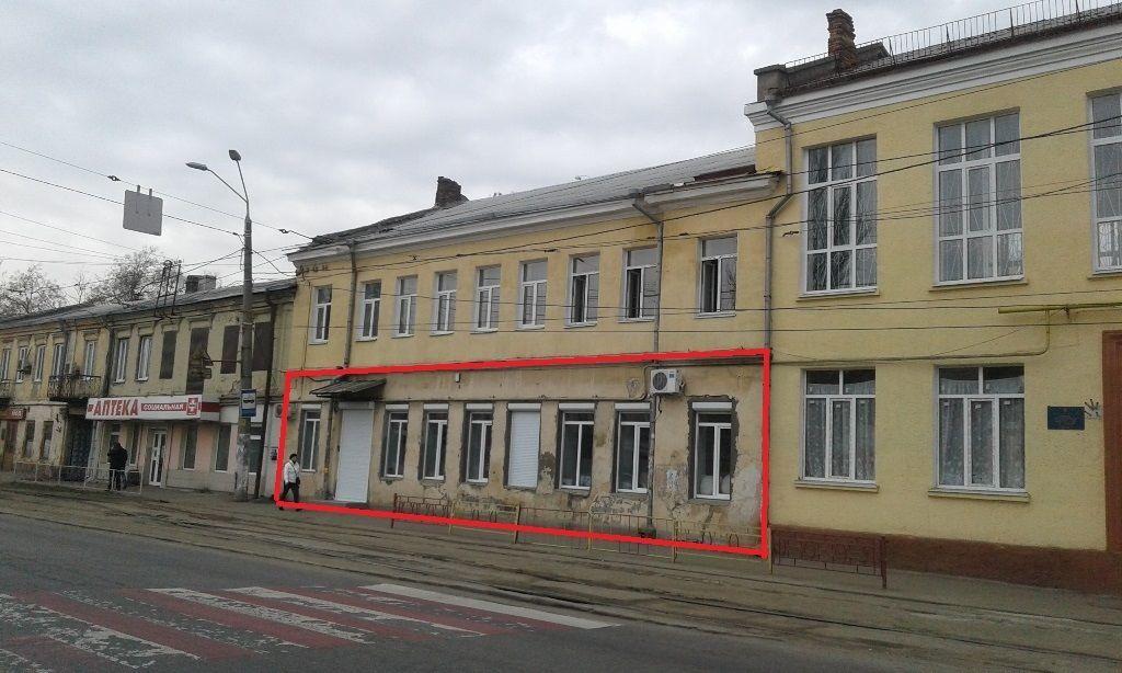 Продажа здания на Пересыпи.