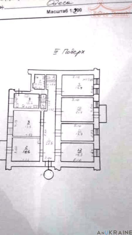 Купите! Просторная квартира в Приморском районе. Код 36502