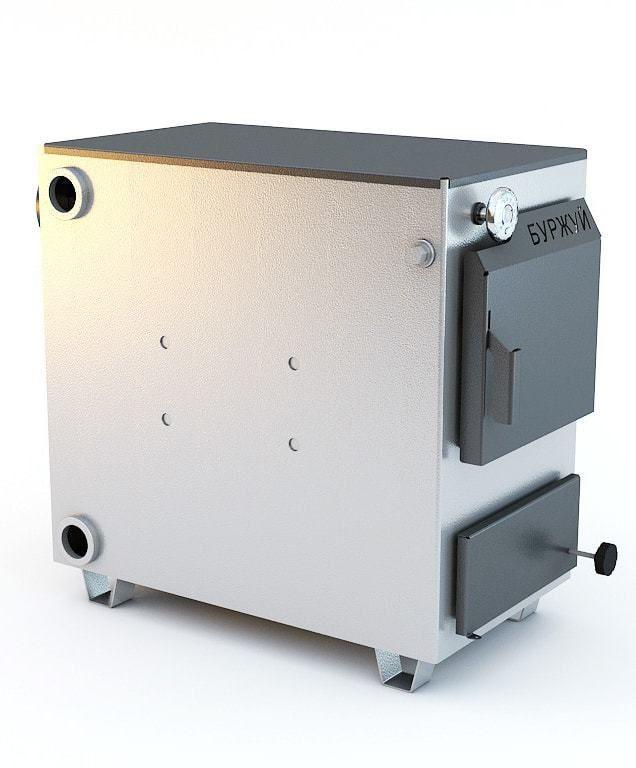 Твердотопливный котел БУРЖУЙ К-20 ( 20 кВт, до 200 м2)