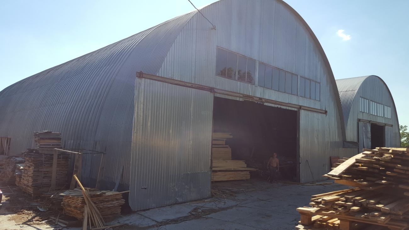 Продам производственно-складской комплекс в Макарове.