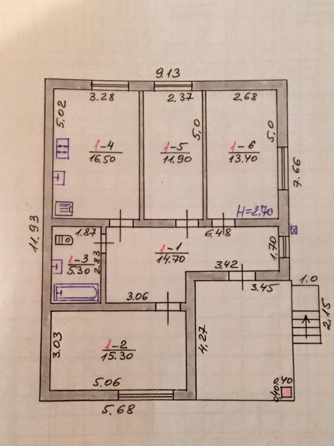 Продам дом новой постройки в п. Высоком