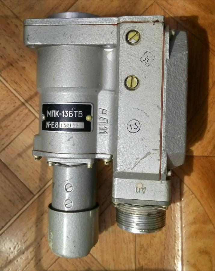 Фото - авиационные механизмы МПК-13