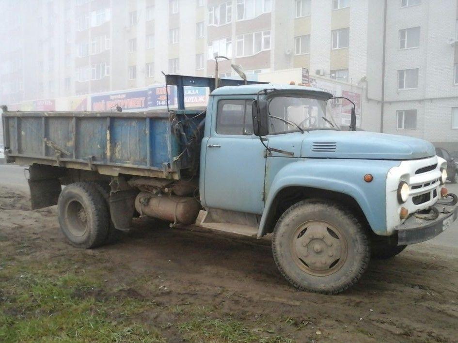 Вантажні перевезення ЗІЛ-130 самоскид до 5т.