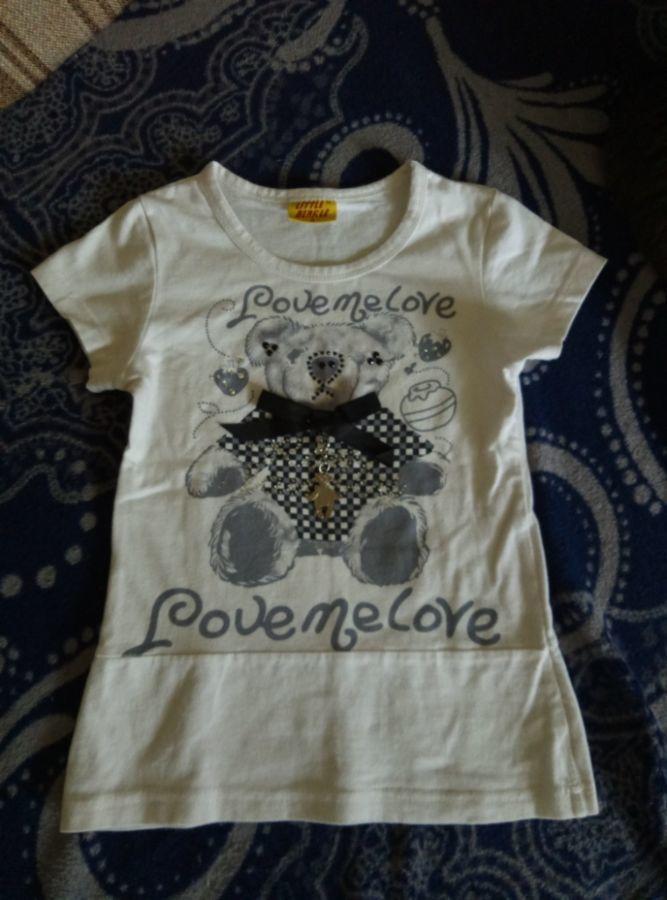 3fd8934c722 нереальной красоты футболка с медведем little berkle. 100 грн