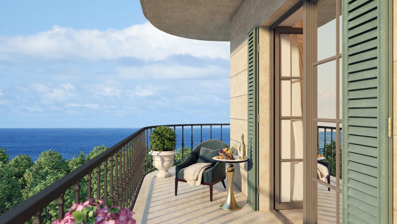 Квартира в Клубном Доме на Берегу моря!