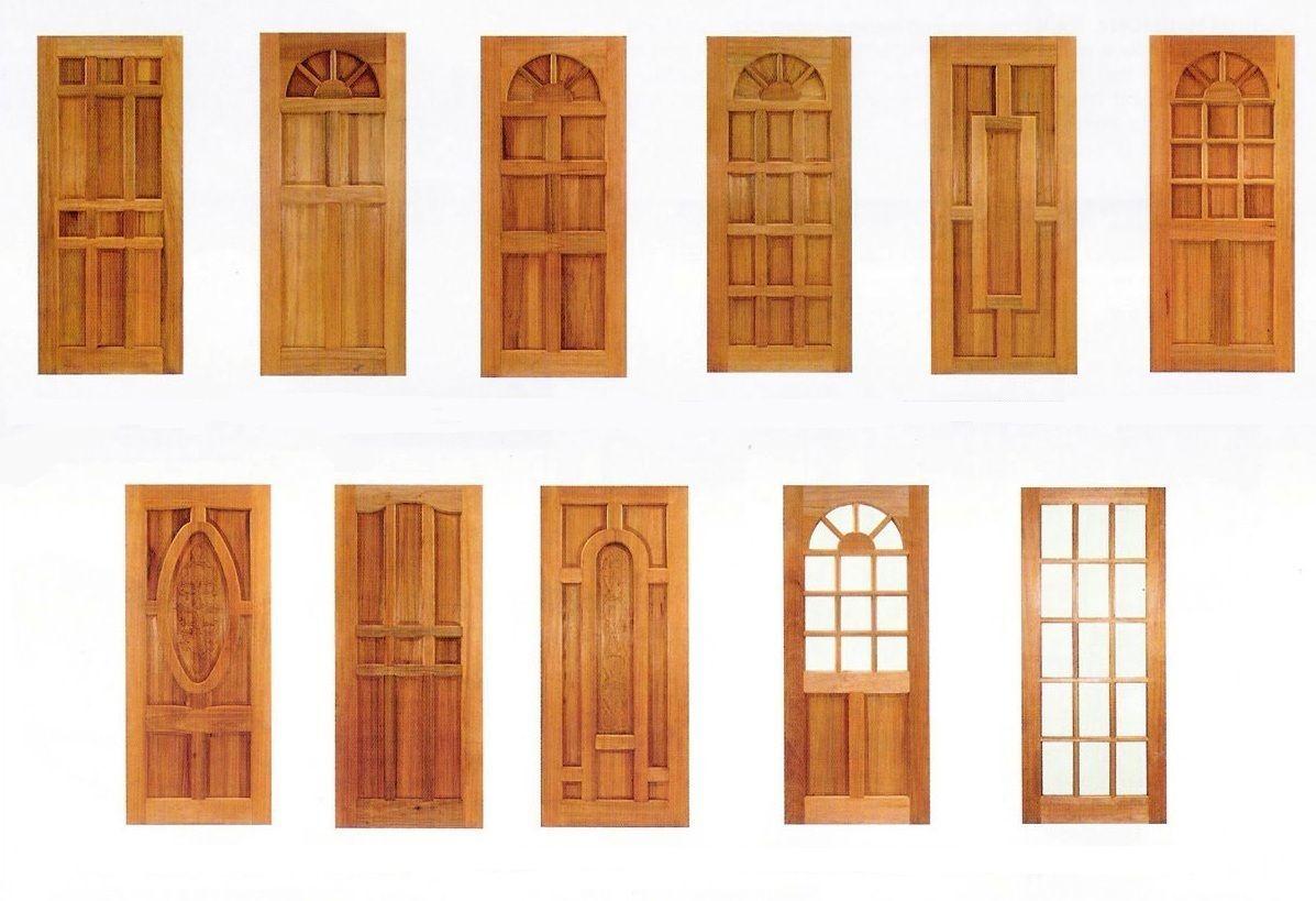 Двери из массива дуба, ясеня, ольхи и др.