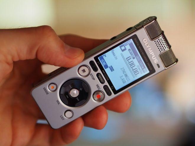 Hi-End диктофон Olympus DM-620. Три микрофона! Аналог DM-650, DM-670