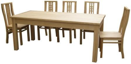 Стол дубовый 100х60 см.