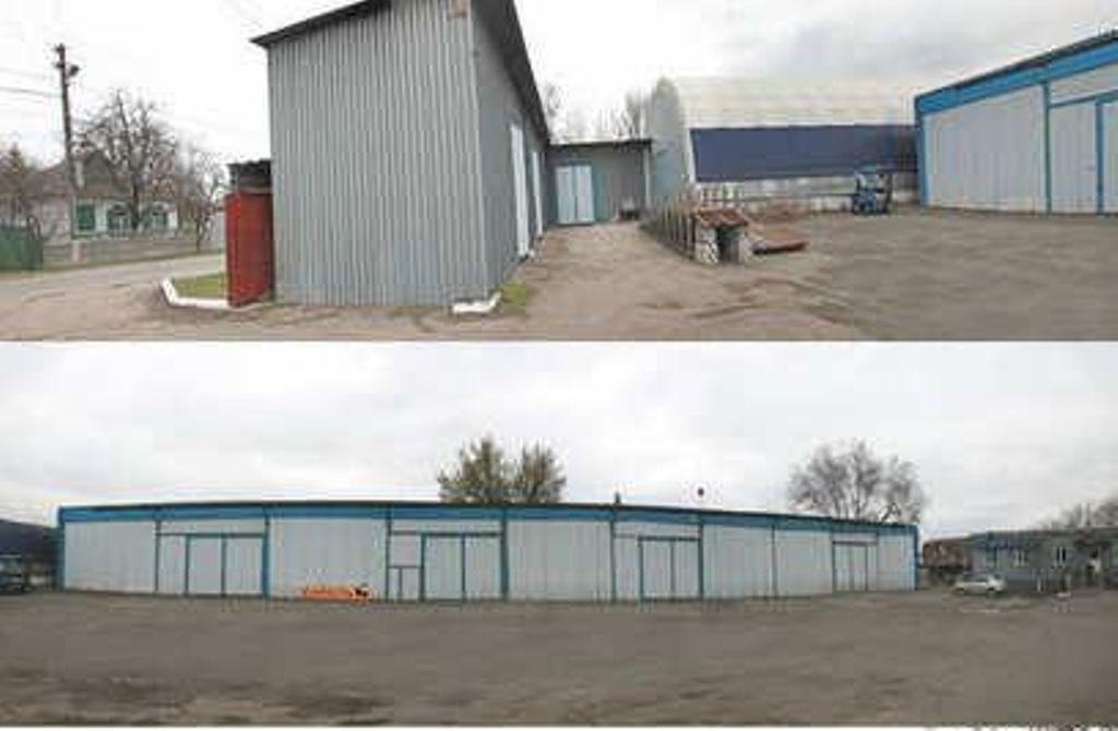 продам складская база 44 сотки 1383 м.кв. + офис 220 м.кв. Ул.Соланчак