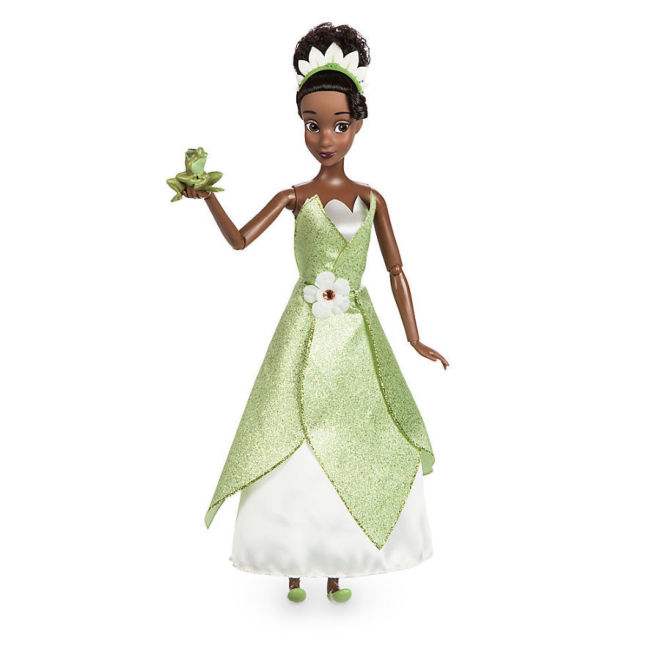 Кукла принцесса Тиана из мф Принцесса и Лягушка