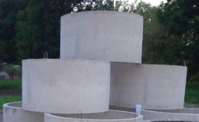 Доставка бетонні КРУГИ. Бетонні Кільця.Кришки, Копання септиків кольца