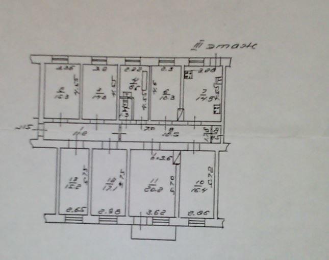 Продам много комнатную квартиру Базарная/Осипова