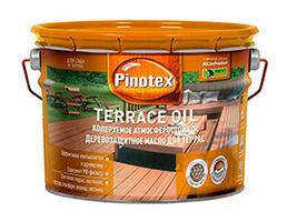PINOTEX TERRACE OIL масло пинотекс / 10л